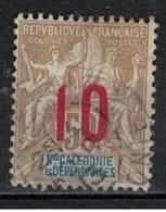 NOUVELLE CALEDONIE              N°     YVERT     109     OBLITERE       ( Ob  5/19 ) - Nueva Caledonia