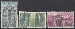 SPANJE - Michel - 1966 - Nr 1656/58 - Gest/Obl/Us - 1931-Aujourd'hui: II. République - ....Juan Carlos I