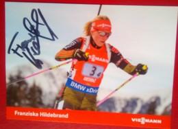Franziska Hildebrand - Invierno
