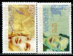 AX0554 Bulgaria 1996 Europa Women 2V MNH - Europa-CEPT