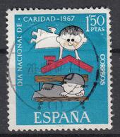 SPANJE - Michel - 1967 - Nr 1688 - Gest/Obl/Us - 1931-Aujourd'hui: II. République - ....Juan Carlos I