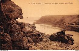 56-ILE DE GROIX-N°R2132-B/0089 - Autres Communes