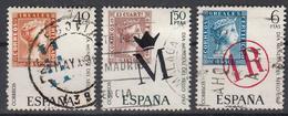 SPANJE - Michel - 1967 - Nr 1685/87 - Gest/Obl/Us - 1931-Aujourd'hui: II. République - ....Juan Carlos I