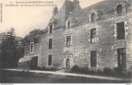 56-PLUHERLIN LE CHATEAU DE TALHOUET-N°R2132-D/0199 - Frankrijk