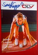 Sara Lagger - Autógrafos