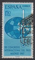 SPANJE - Michel - 1967 - Nr 1708 - Gest/Obl/Us - 1931-Aujourd'hui: II. République - ....Juan Carlos I