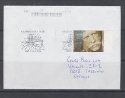 Norway 2011 Mi 1749 Used .F.Nansen.Museum Of Fram - Maximum Cards & Covers