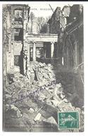 SAINT-CLOUD - Château Bombardé (Malcuit éditeur 1906) - VENTE DIRECTE X - Saint Cloud