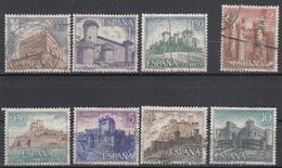 SPANJE - Michel - 1967 - Nr 1699/06 - Gest/Obl/Us - 1931-Aujourd'hui: II. République - ....Juan Carlos I