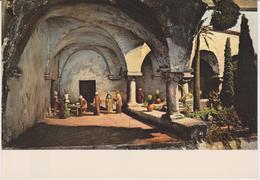 Cartolina Presepi-chiesa Madonna Dei Fiori- Bordighera - Cristianesimo