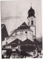 Künstlerkarte 'Motiv Aus Ebbs' - (Aquarell: Wolfgang Fischer, Köln) - Kulturkreis Ebbs - (Tirol) - Kufstein