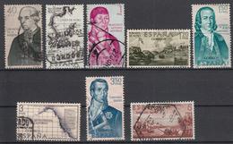SPANJE - Michel - 1967 - Nr 1711/18 - Gest/Obl/Us - 1931-Aujourd'hui: II. République - ....Juan Carlos I