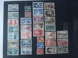 France Obliteres 1939, Cote 147€ - Francia
