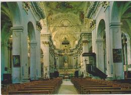 Cartolina Chise-chiesa Di San Michel-sospel - Chiese E Conventi