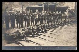 BULGARIE, Soldats, CARTE PHOTO - Bulgarie