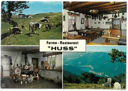 CP Ferme Restaurant HUSS - Prop. E. Schickel - Lautenbach - Photo F. RAESS N°1940787128 - Andere Gemeenten