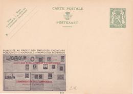 Entier Postal Belge - Publibel N° 213 - Société Belge Des Collectionneurs D'Entiers Postaux  - FR-NL - Publibels