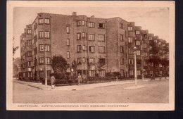 REF 406 : CPA Pays Bas Amsterdam Amstelveescheweg Hoek Bernard Kochstraat - Unclassified