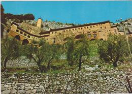Cartolina Chiese- Sacro Speco-subiaco - Chiese E Conventi
