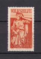 Saarland - 1934 - Michel Nr. 172 - Postfrisch - 18 Euro - 1920-35 Société Des Nations