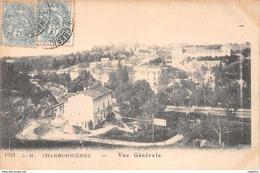 69-CHARBONNIERES LES BAINS-N°R2138-A/0103 - Charbonniere Les Bains