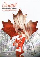 Cyclisme, Christel Ferrier-Bruneau - Cyclisme