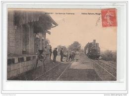 ARBECEY - La Gare Du Tramway  - état - Sonstige Gemeinden