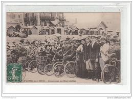CAYEUX SUR MER - Concours De Bicyclettes - Très Bon état - Cayeux Sur Mer