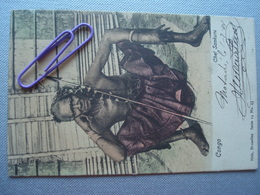 CONGO : Chef SANKURU En 1904 - Congo - Kinshasa (ex Zaire)