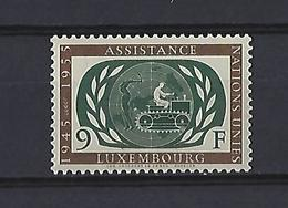 Luxembourg: 499 ** UNO - Luxembourg