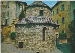Cartolina Chiese-chiesa Di Santa Croce-bergamo - Chiese E Conventi