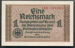 P-R136  Ro551  ZWK-2a  1 Reichsmark 1939/44 ** UNC ** - Sonstige