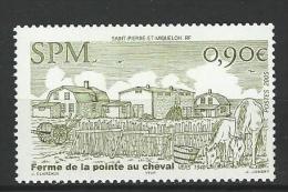 "SPM YT 851 "" Ferme De La Pointe Au Cheval "" 2005 Neuf** - Nuevos"