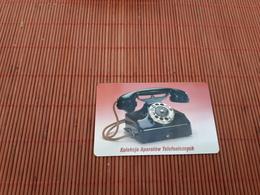Phonecard Poland Phone (Mint,Neuve) Rare - Pologne