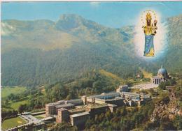 Cartolina Chiese- SaNTUARIO DI OROPA - Chiese E Conventi