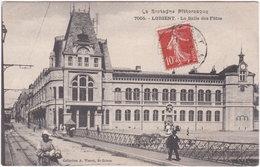 56. LORIENT. La Salle Des Fêtes. 7005 - Lorient