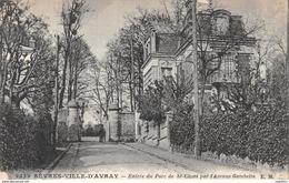 92-SEVRES VILLE D AVRAY-N°R2140-G/0277 - Sevres