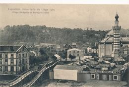 CPA - Belgique - Liège - Exposition Universelle De 1905 - Village Sénégalais - Liege