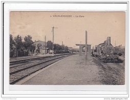 VAUX-ANDIGNY : La Gare - Tres Bon Etat - Other Municipalities