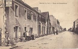 DERVAL.  Route De Chateaubriant. - Derval