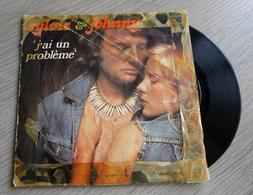 SylvieVartan&JohnnyHallyday–J'ai Un Problème - Other - French Music