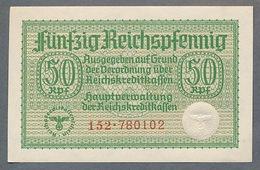 P-R135  Ro550a  ZWK-1a  50 Reichspfennig 1939/44 ** UNC ** - [ 4] 1933-1945 : Troisième Reich
