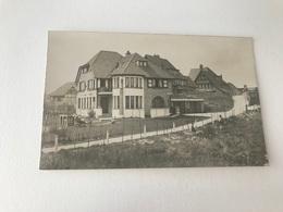 Knokke  FOTOKAART    Villa Dans Les Dunes Le Zoute - Knokke