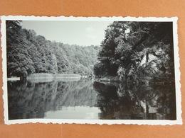 Photo D'amateur (11 Cm X 6,5 Cm ) La Semois 1935 Descente En Barque - Lieux