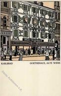 Wiener Werkstätte 259 Schwetz, Josef Karl KARLSAD I - Wiener Werkstätten