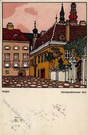 Wiener Werkstätte 440 Kuhn, Franz WIEN I-II - Wiener Werkstätten