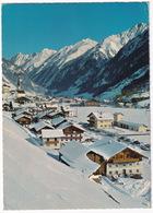 Sölden 1377 M, Ötztal, Tirol - (Winter) - VW 1200 KÄFER/COX - Sölden
