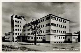 BAUHAUS-STIL - FRANKFURT/Main - Haus Der Jugend Am Grünhof I - Künstlerkarten