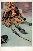 Mucha, A. Blahoslaveni Künstlerkarte I-II - Mucha, Alphonse