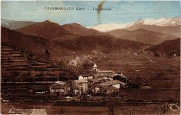CPA CHAMBORIGAUD - Vue Générale (299757) - Chamborigaud
